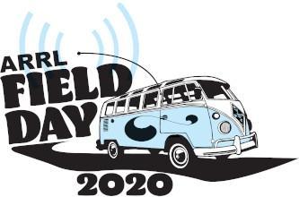 ARRL Field Day 2020 @ Sesquicentennial State Park